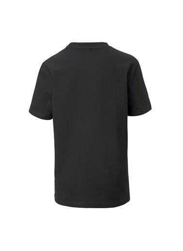 Puma Puma 58153001 Rebel Tee Siyah Erkek Çocuk T-Shirt Siyah